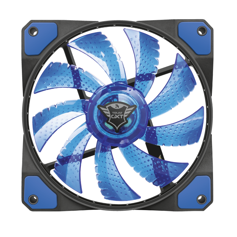 TRUST GAMI.ACC GXT762 PC FAN BLUE 22347