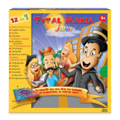 TOTAL MANIA JUNIOR 14311