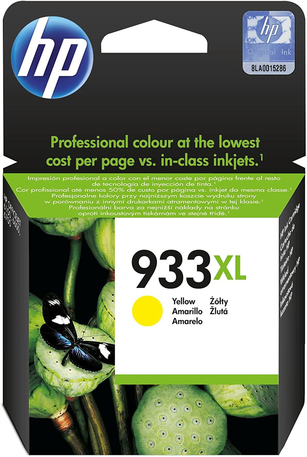 HP INK 933XL YELLOW
