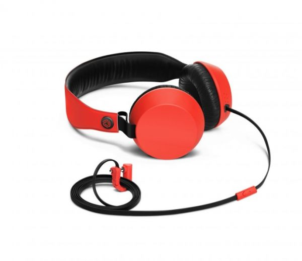 NOKIA COLOUD HEADPHONES THE BOOM RED