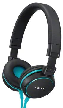 SONY HEADPHONES HI-FI ZX600L BLUE