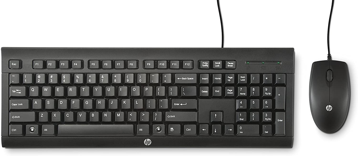 HP H3C53AA WIRED KBD+MOUSE USB C2500