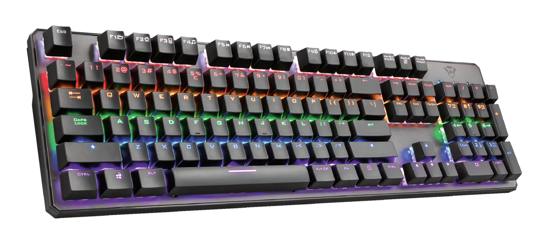 TRUST GXT865 ASTA MECHANICAL KEYBOARD