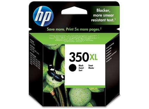 HP INK BLACK 350XL