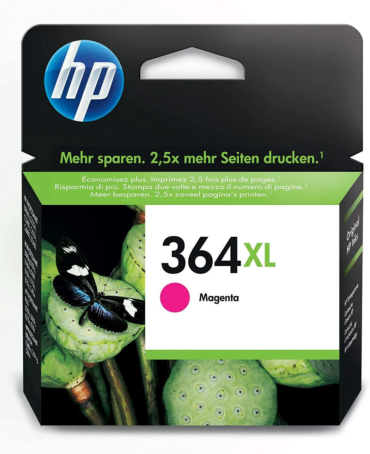 HP INK 364XL MAGENTA