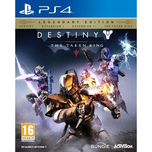 PS4 GAME DESTINY COMPLETE EDITION