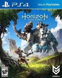 PS4 GAME HORIZON - ZERO DAWN STANDARD E.