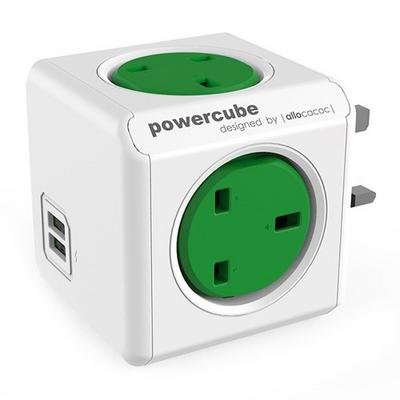 POWERCUBE 7200GN ORIGINAL UK GREEN