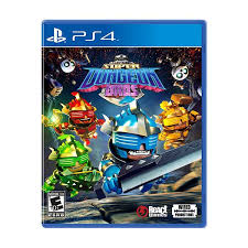 PS4 GAME SUPER DUNGEON BROS