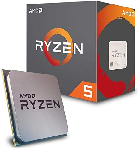 AMD  RYZEN 5 2600X CPU