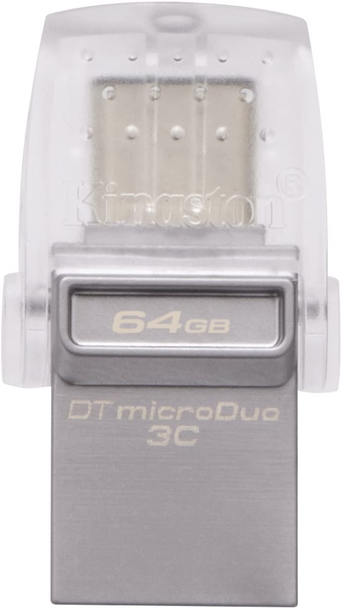 KINGSTON DTDUO3C/64GB USB 3.0/3.1+TYPE C