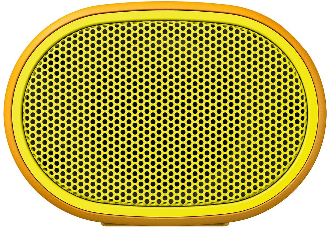SONY XB01Y SPEAKER PORTABLE YELLOW