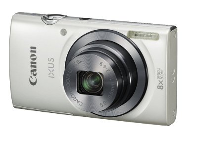 CANON DIGITAL CAMERA IXUS160 WHITE