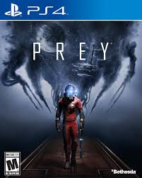 PS4 GAME PREY