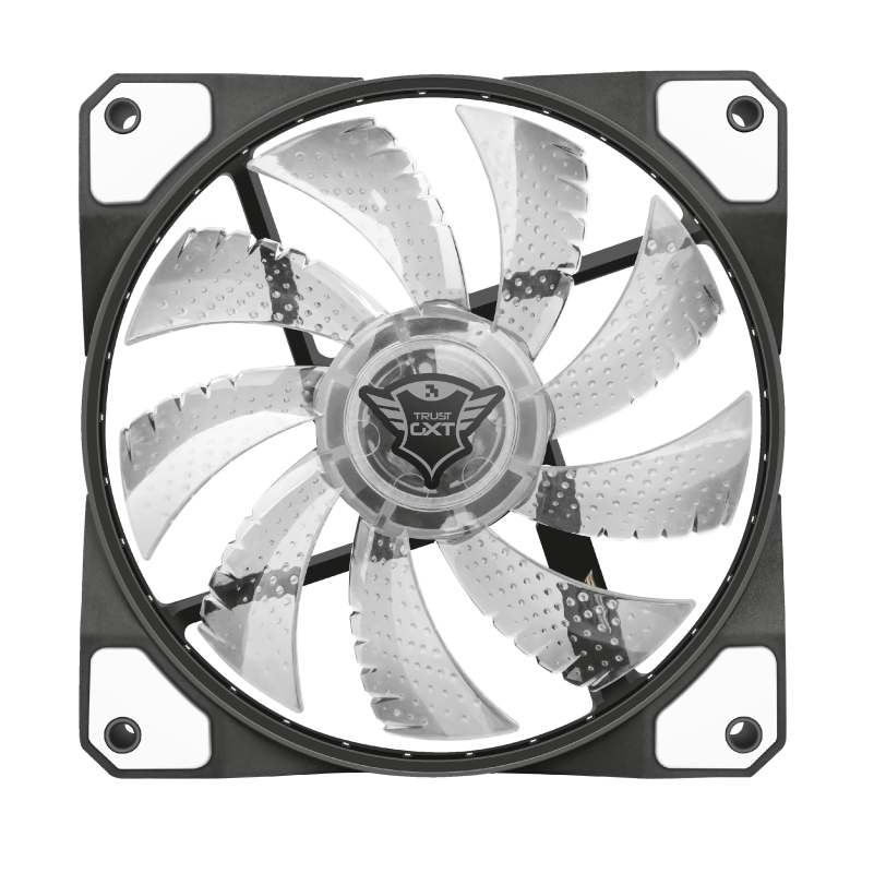TRUST GAMI.ACC GXT762 PC FAN WHITE 22346