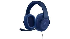 LOGITECH WIRED GAMING HEADSET G433 BLUE