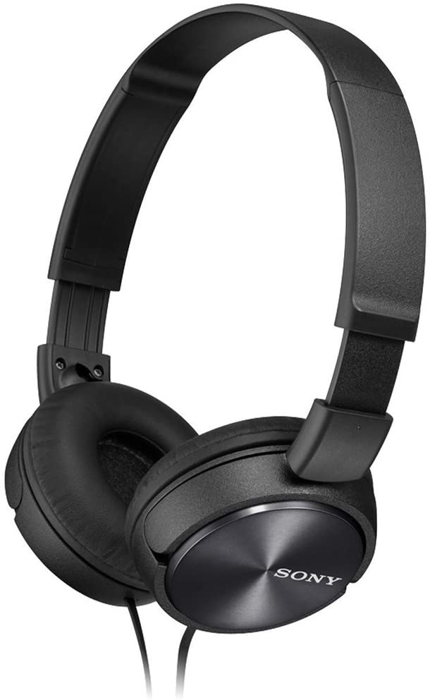 SONY HEADPHONES HI-FI ZX310B BLACK