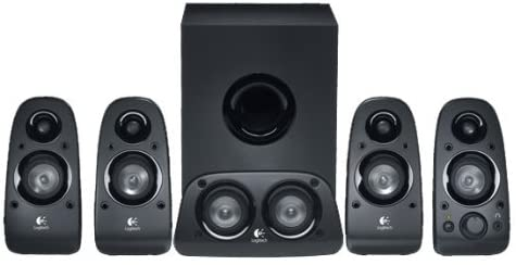 LOGITECH SPEAKERS Z506 980-000432 5.1