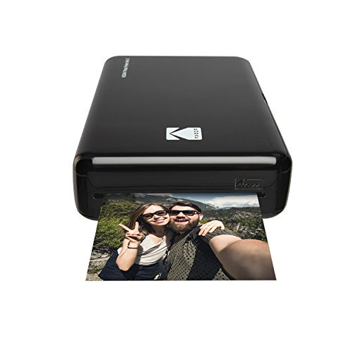 KODAK PHOTO PRINTER MINI2 BLACK KODMP2B