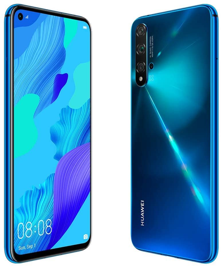 HUAWEI NOVA 5T YAL-L21 CRUSH BLUE