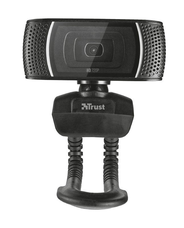 TRUST TRINO WEBCAM HD 18679 BLACK