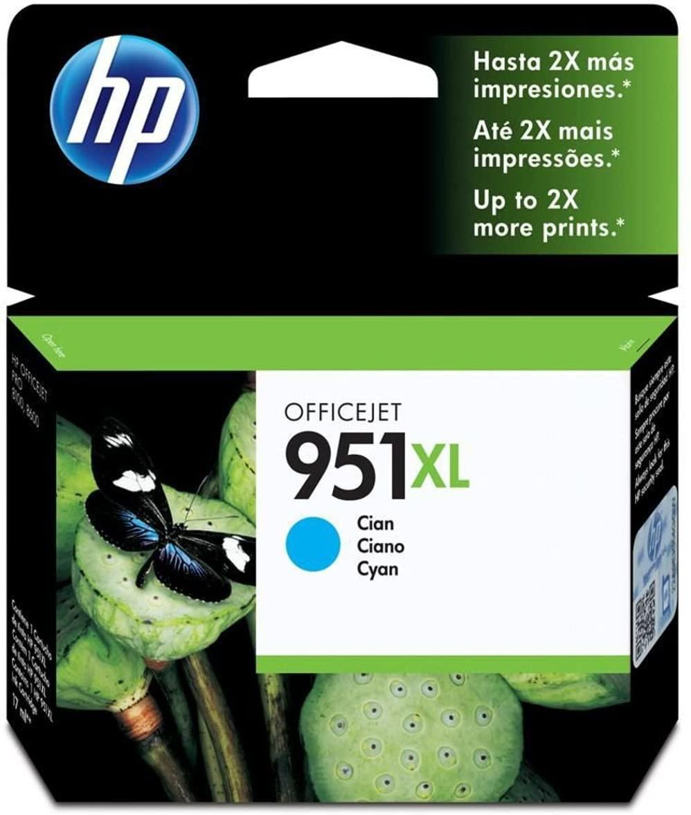 HP INK 951XL CYAN