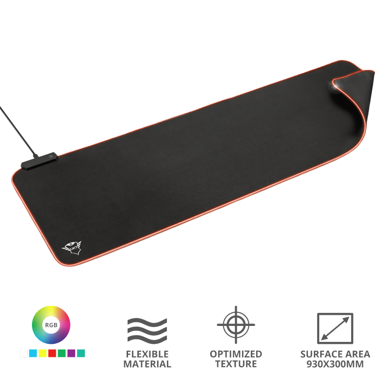 TRUST GAMING GXT764 XXL MOUSEPAD 23395