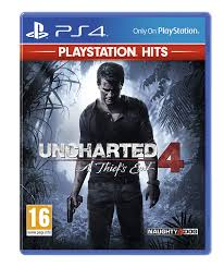 UNCHARTED 4 (HITS) PS4