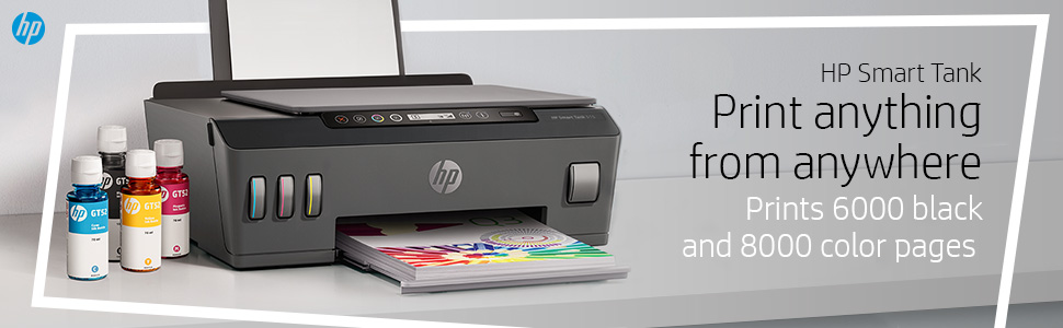 HP MFP SMART TANK 515 WITH FULL INKS