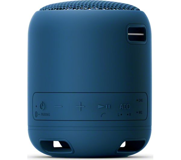 SONY XB12L SPEAKER PORTABLE BLUE