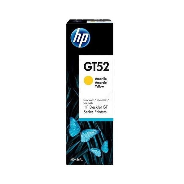 HP BOTTLE INK GT52 YELLOW 70ML
