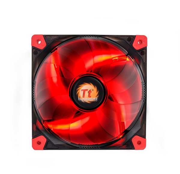 THERMALTAKE PURE 12 LED RED FAN