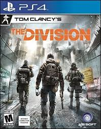 PS4 GAME TOM CLANCY'S THE DIVISION