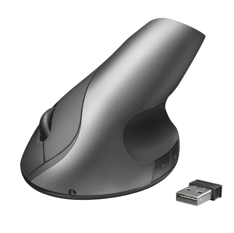 TRUST VARO ERGONOMIC WIRELESS MOUSE