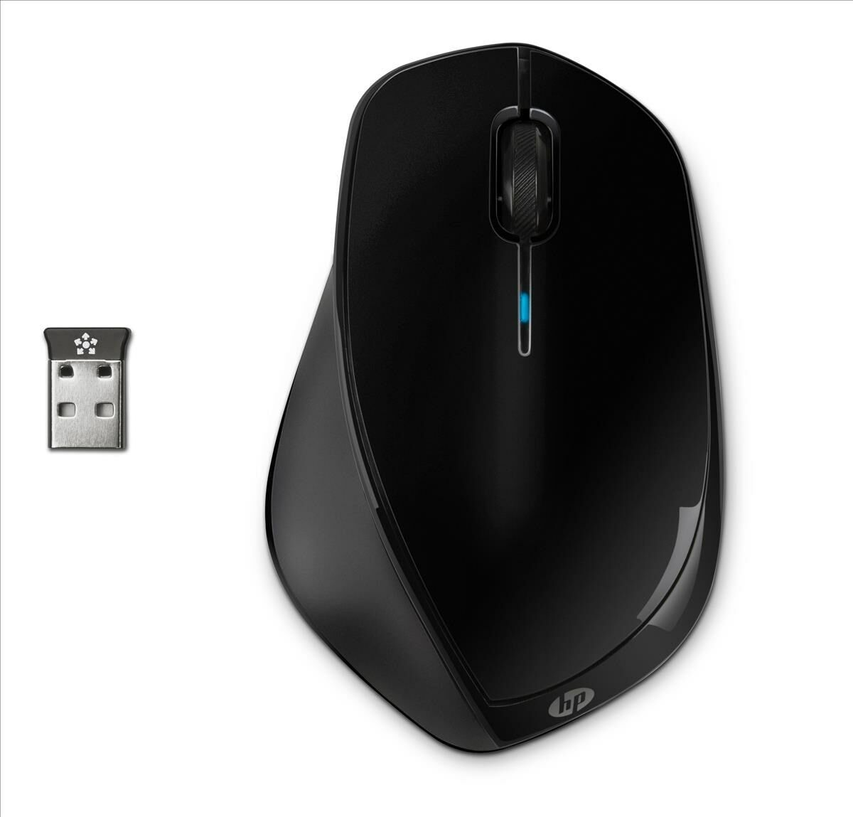 HP H2W26AA MOUSE WIRELESS X4500 BLACK