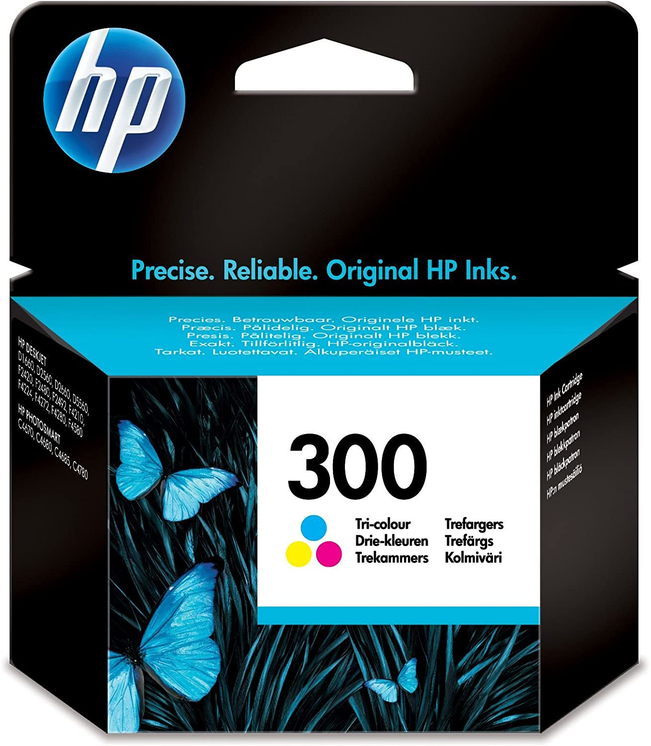 HP INK 300 COLOR