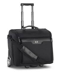 "HP ROLLER CASE FOR 17"" TFT"