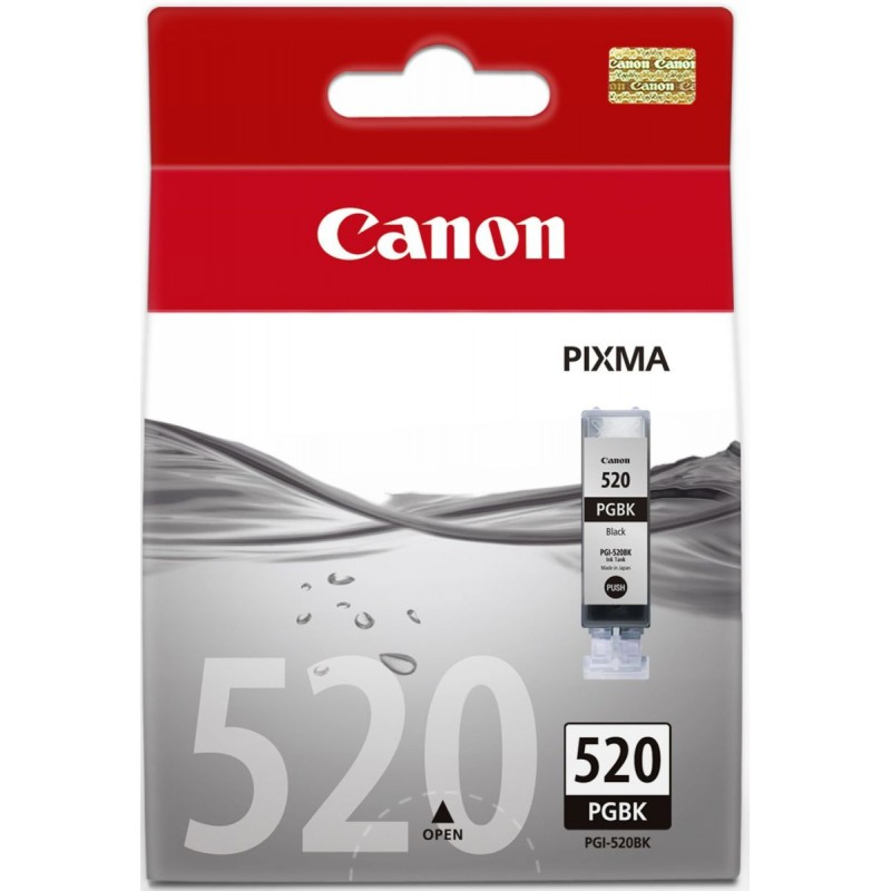 CANON INK  PGI-520BK BLACK
