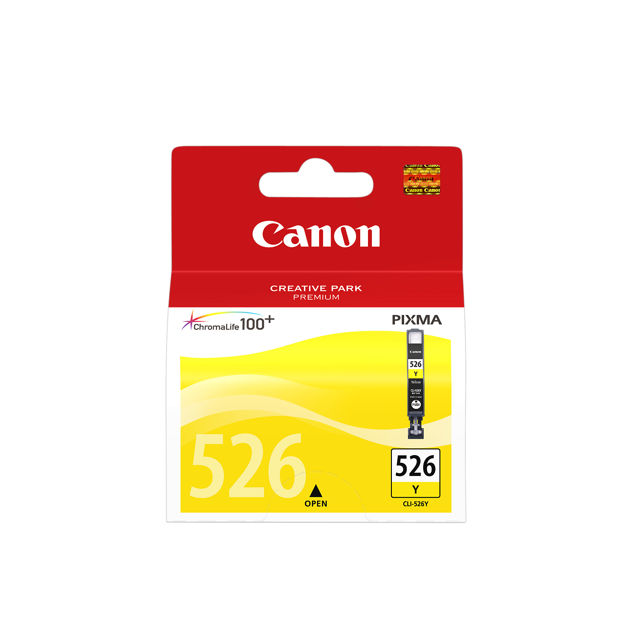 CANON INK CLI-526 YELLOW
