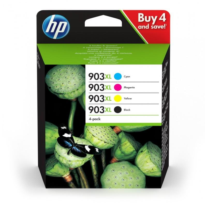 INK HP 903XL MULTIPACK (C-M-Y-BL)