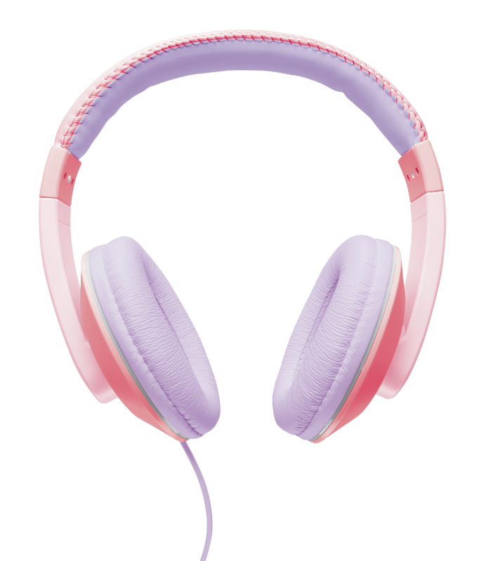 TRUST SONIN KIDS HEADPHONE PINK/PURPLE
