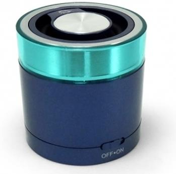CONCEPTR. BLUETOOTH SPEAKER ROYAL BLUE