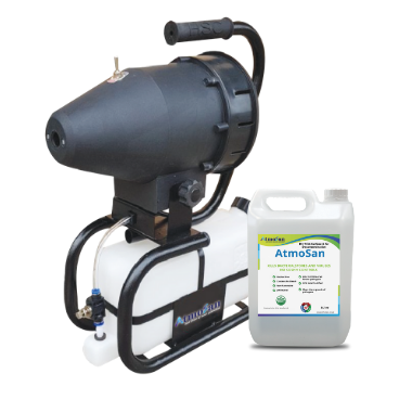 Disinfectant Fogging Machine & Biocide