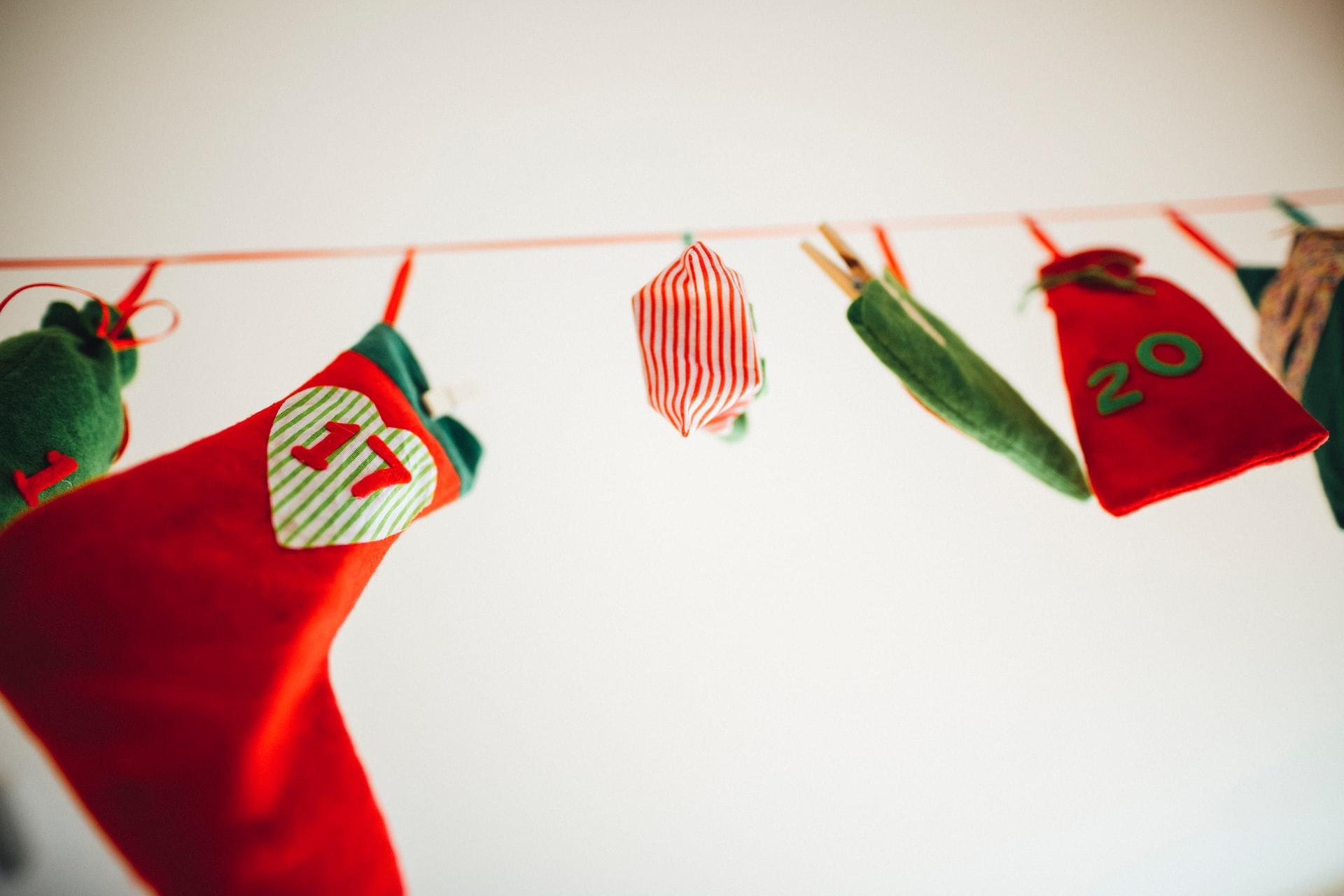 Photo of kid's advent calendar by Markus Spiske on Unsplash