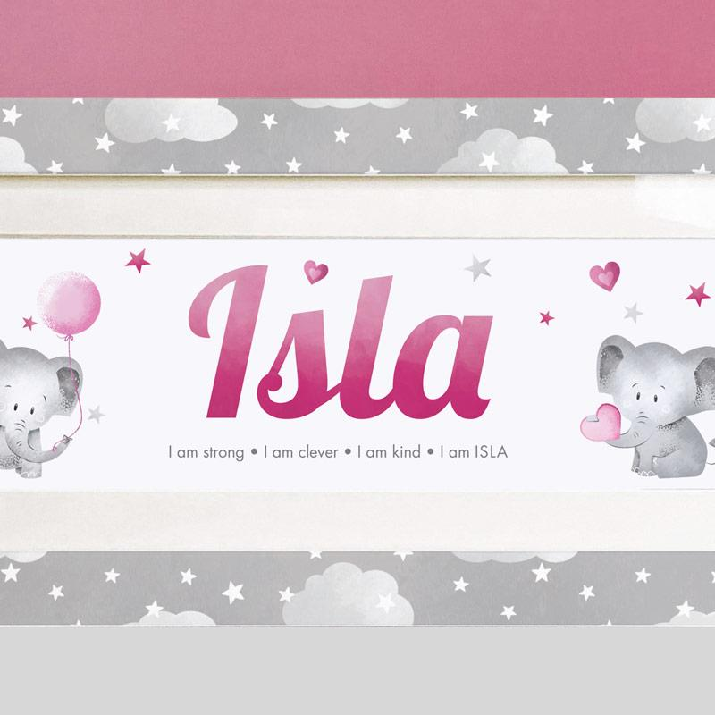 Baby name meaning Isla