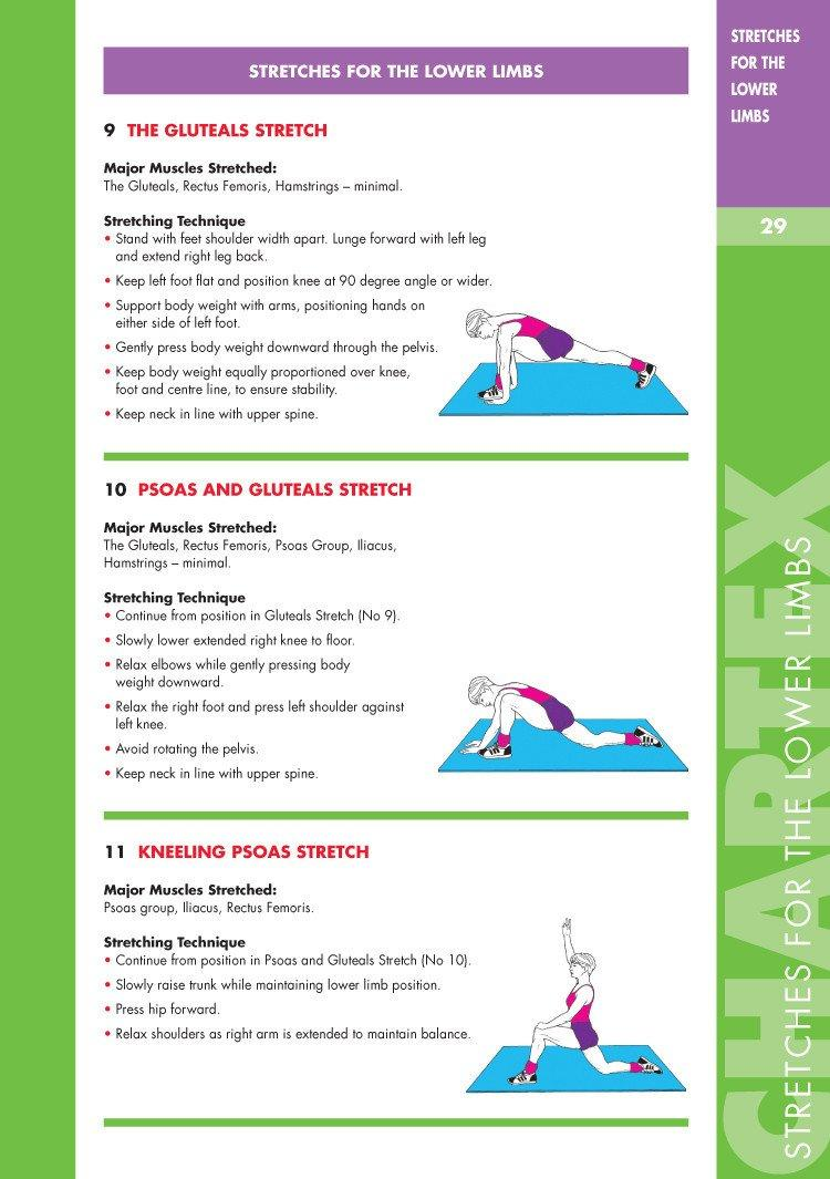 Keep Fit and Flexible Manual