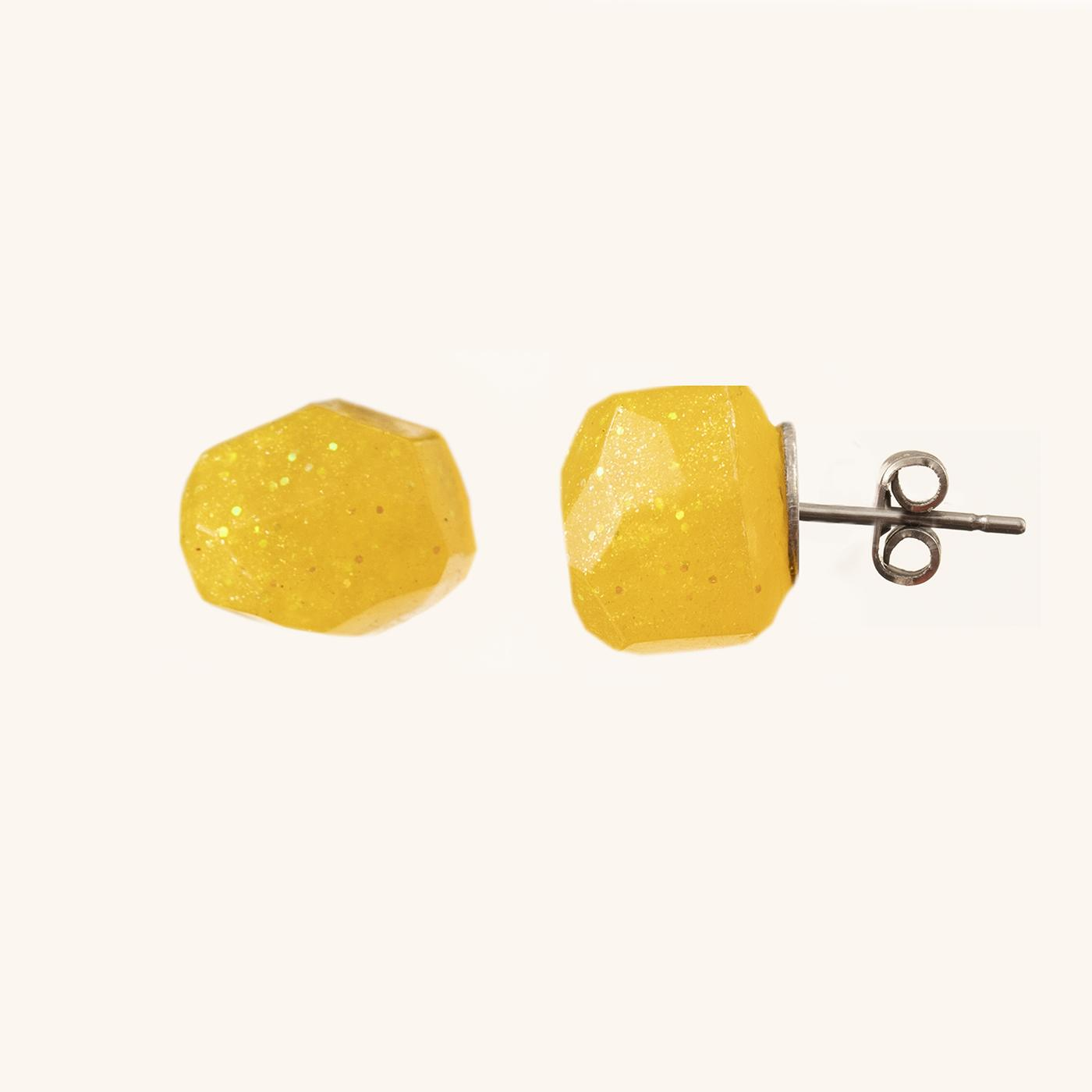 Tiny Studs Yellow