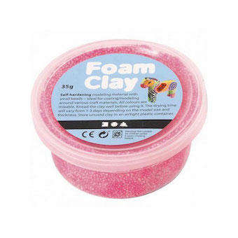 Foam Clay & Silk Clay