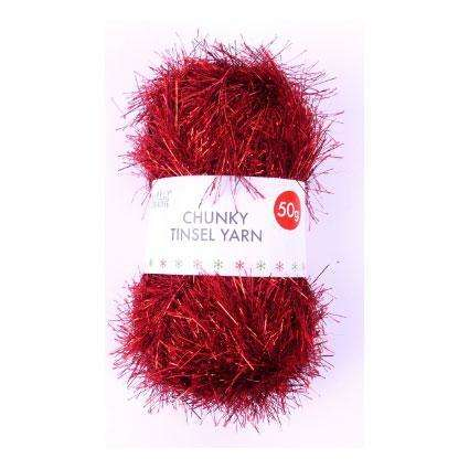 Tinsel Yarn