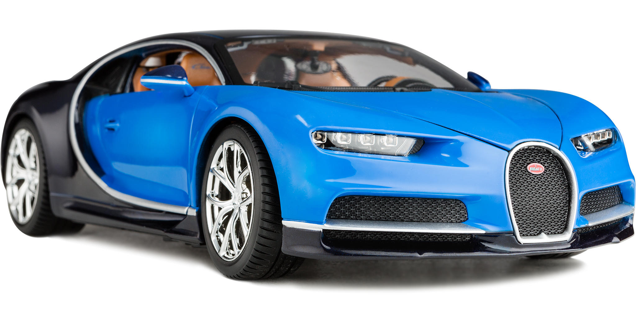 miniatura bburago 1 18 bugatti chiron 2016 preto e azul r 299 00 em mercado livre. Black Bedroom Furniture Sets. Home Design Ideas